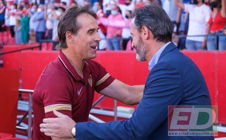 """Vicente Moreno: """"Nos ha faltado estar más finos en los metros finales"""""""