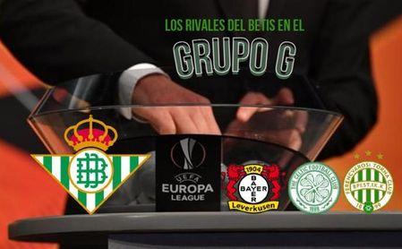 Así les ha ido a los rivales europeos del Real Betis... Dos victorias y un empate