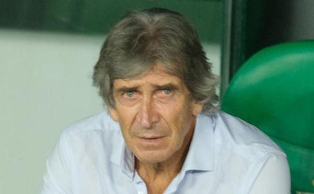 """Pellegrini, ambicioso: """"Me hubiera gustado marcar más goles"""""""
