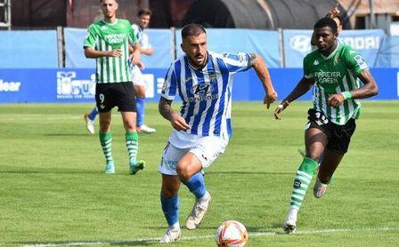 At. Baleares 1-0 Betis Deportivo: Otra derrota preocupante para los de Ruano.