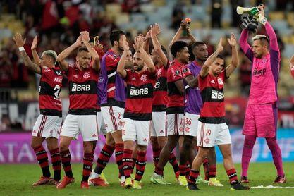 Flamengo alineará ante el Barcelona a su equipo ideal por primera vez