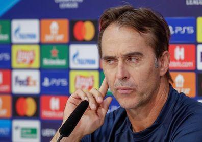 El Sevilla prepara sin En-Nesyri la visita al Wolfsburgo