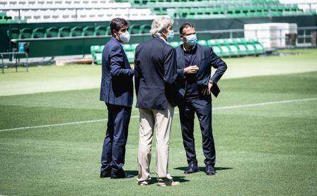 Los plazos para la renovación de Manuel Pellegrini con el Betis