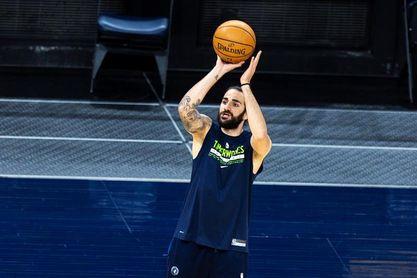 Ricky Rubio, listo y en forma para iniciar el nuevo proyecto de los Cavaliers