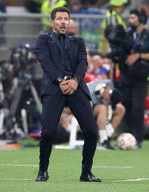 """Simeone: """"Tenemos que encontrar qué es lo que mejor nos hace como equipo"""""""