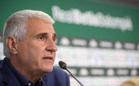 Cordón se pronuncia sobre la renovación de Fekir, el Ferencváros, las bajas...