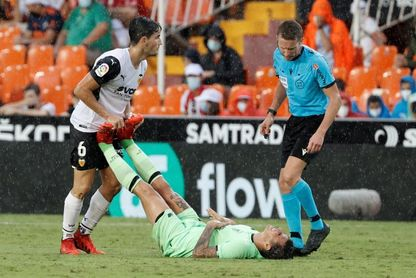 Los lesionados siguen fuera del grupo y tienen difícil estar ante el Cádiz
