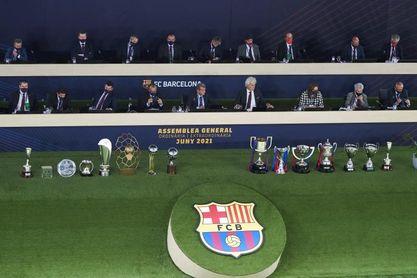 El Barcelona prevé 5 millones de beneficios para la temporada 2021-2022