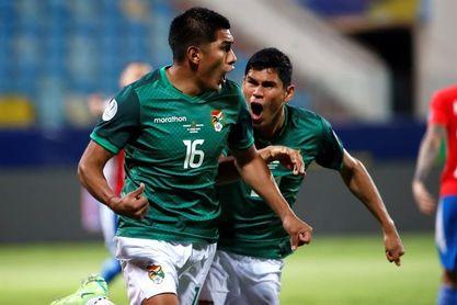 Bolivia confirma dos jugadores con covid-19 y descarta otros contagios