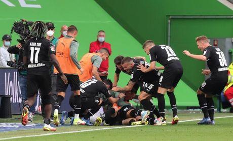 El Dortmund gana sin Haaland y el Wolfsburgo cae