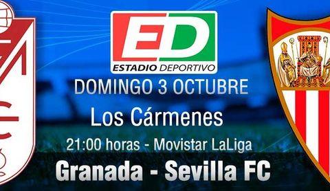 Granada - Sevilla: Robert Moreno se la juega ante un SFC invicto y poderoso