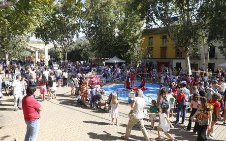 Retorna 'Vive La Alameda' de Casco Antiguo dentro de las actividades deportivas en distritos