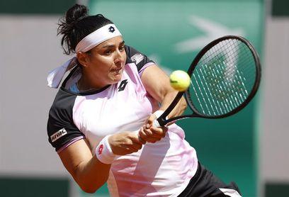 Jabeur gana a Svitolina y jugará semifinal con Rybakina