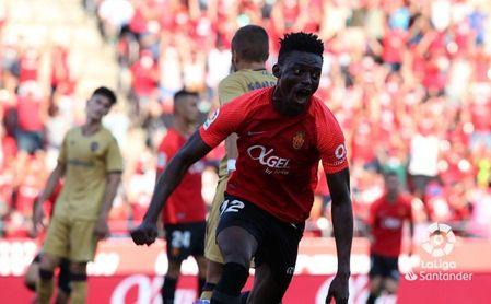 RCD Mallorca 1-0 Levante UD: Supera fantasmas y deja a Paco López tocado