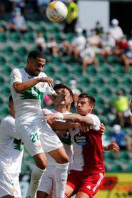 1-0. Beneddetto impulsa al Elche y frena al Celta