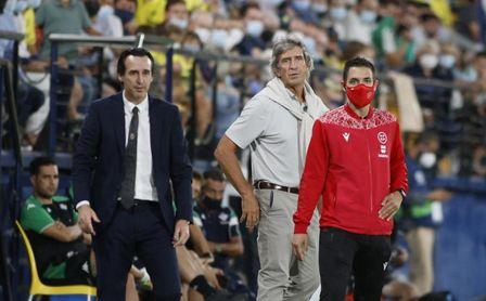 """Pellegrini: """"Nos faltó chispa y el 1-0 les permitió manejar el partido"""""""