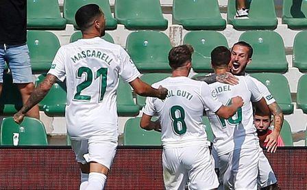 Elche 1-0 Celta: Benedetto ya da puntos