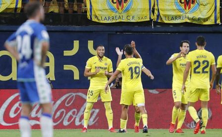 Villarreal CF 2-0 Real Betis: Danjuma, desencadenado, frena la racha