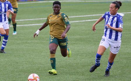 Sporting Club Huelva 0-1 Betis Féminas: Llega la ansiada primera victoria