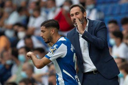"""Vicente Moreno: """"Hay que valorarlo, ganar al Madrid no se da todos los días"""""""