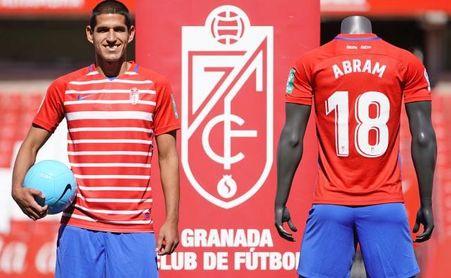 """Abram pide """"disfrutar de victoria"""" ante el Sevilla y """"preparar bien"""" el futuro"""