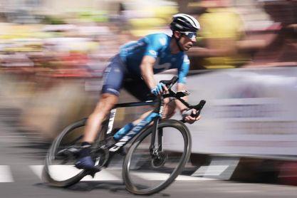 Erviti sufre fracturas en la mano izquierda por la caída de Roubaix