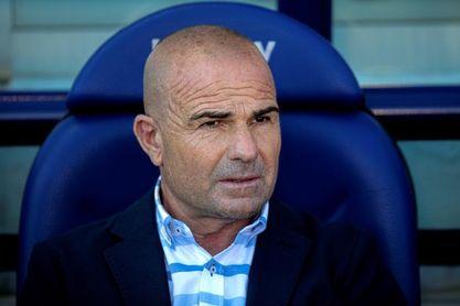 Paco López acude a la ciudad deportiva para despedirse de la plantilla