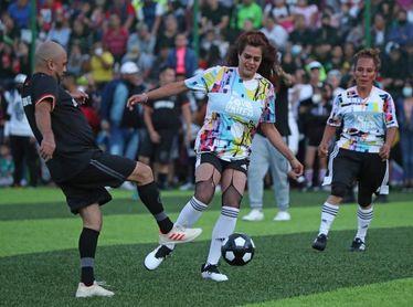 Las Gardenias, un equipo de fútbol de mujeres trans en el corazón de México