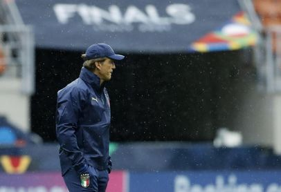 "Mancini: ""Tarde o temprano perderemos, es matemática"""