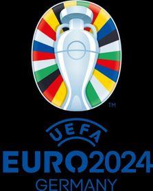 La UEFA presenta en Berlín el logotipo de la Eurocopa Alemania 2024