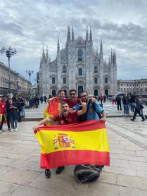"""San Siro cuelga el """"no hay billetes"""" y España tendrá un apoyo minoritario"""