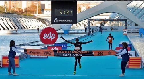 València busca rebajar sus récords y ser el mejor maratón femenino del año
