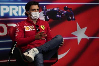 """Carlos Sainz: """"Tendré mejor motor y nada que perder"""""""