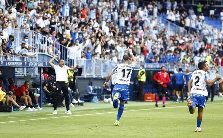 Dónde ver en TV y online el Valladolid-Málaga: fecha y horario.