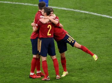 España vuelve a una final nueve años después