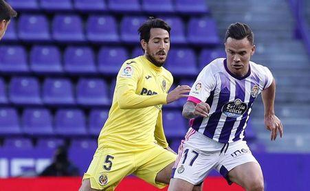 """Roque Mesa: """"El Málaga es un buen equipo en una buena dinámica"""""""