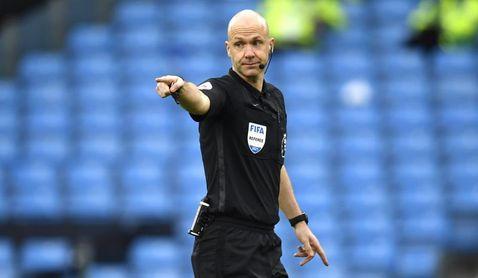 El inglés Anthony Taylor arbitrará la final España-Francia