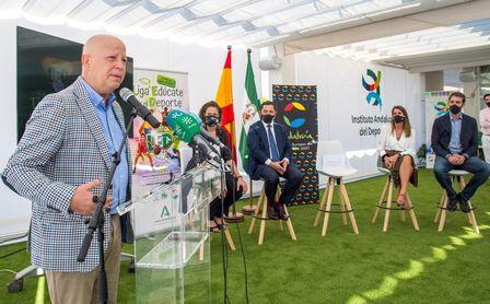 Casi 8.000 escolares participarán en la Liga LED, una iniciativa de la Consejería para fomentar la práctica deportiva en la adolescencia.