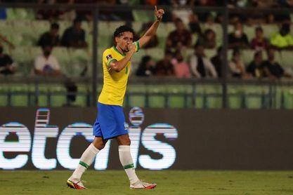 Marquinhos destaca la reacción de Brasil para vencer a Venezuela