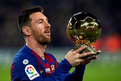 Messi cita a Lewandowski y Benzema como dos grandes rivales en Balón de Oro