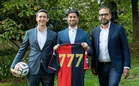 Sevilla y Génova, la apuesta de 777 Partners por equipos históricos de Europa