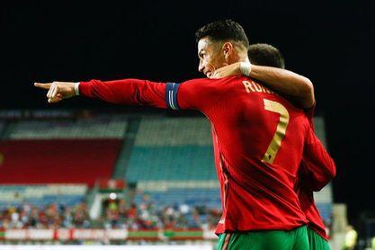 Cristiano bate a Ramos y ya es el europeo con más partidos como internacional