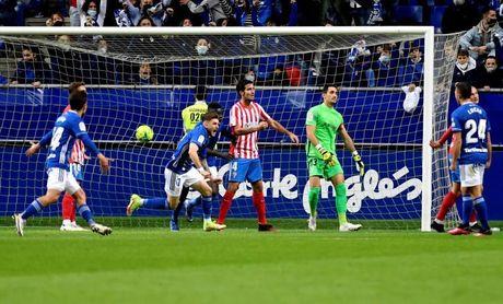 1-1. El Sporting sigue sin poder con el Oviedo de Ziganda