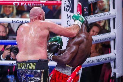 Fury vence a Wilder por nocáut técnico en undécimo asalto y gana trilogía