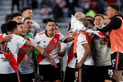 River gana y se mantiene puntero y Boca vuelve a la victoria ante su público