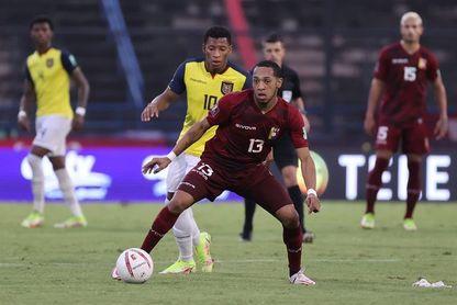 2-1. Venezuela se reencuentra con el triunfo y amarga el camino a Ecuador