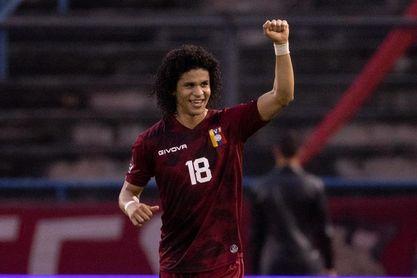 """Bello celebra la """"alegría enorme"""" de la victoria frente a Ecuador"""