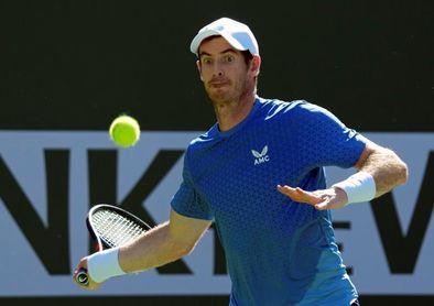 Murray vence al español Alcaraz y avanza a la siguiente ronda en Indian Wells