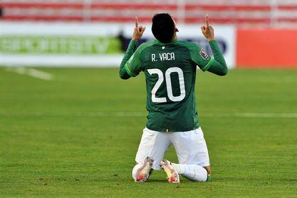 """Ramiro Vaca, gol, triunfo y """"alegría inmensa"""""""