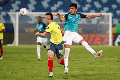 Colombia-Ecuador, una 'final' para ambos en su camino a Catar 2022